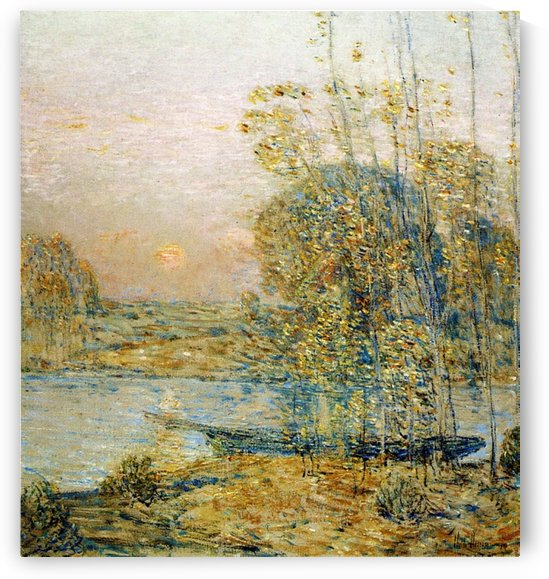 Summer Afternoon by Frederick Childe Hassam