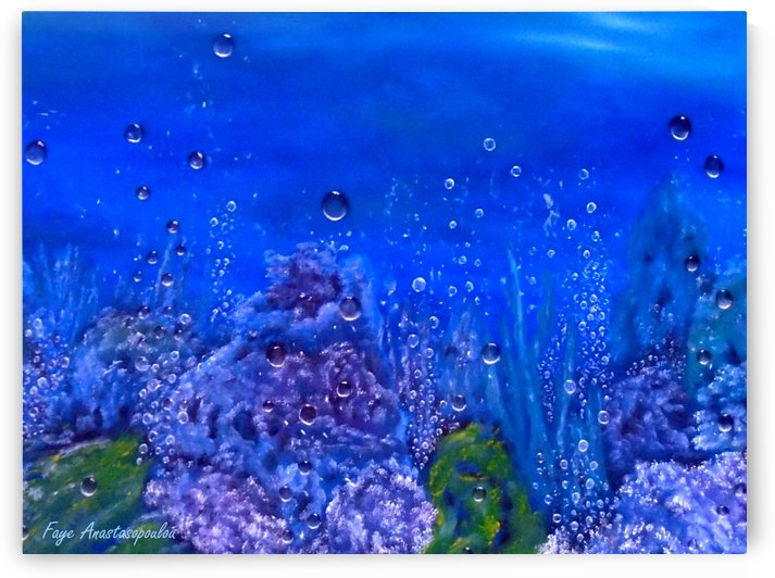 Coral Reef by Faye Anastasopoulou