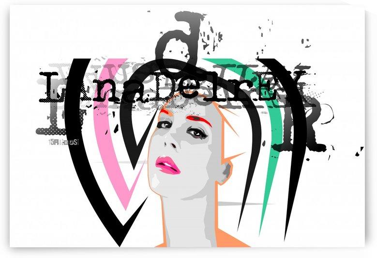 Lana Del Rey by zelko radic bfvrp