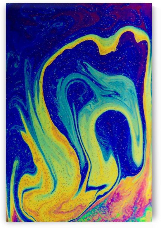 Bubbles Reimagined 40 by Bruce Bendinger