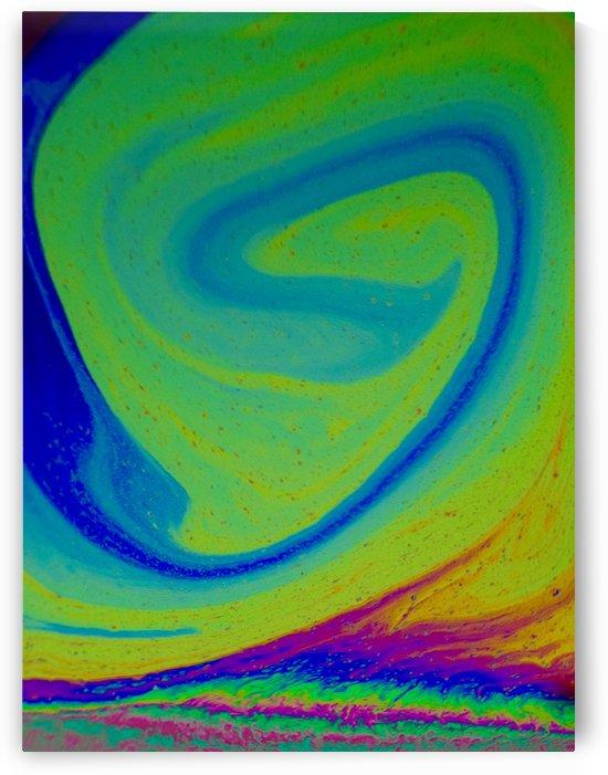 Bubbles Reimagined 39 by Bruce Bendinger