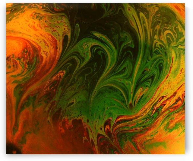 Bubbles Reimagined 36 by Bruce Bendinger