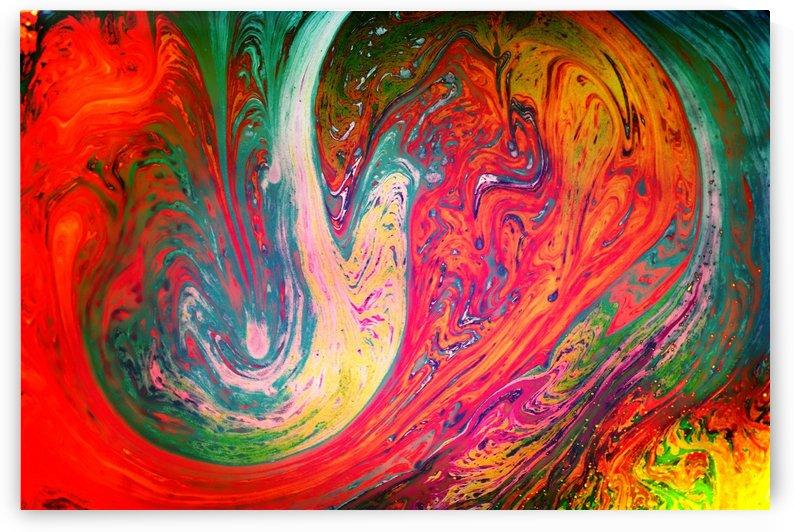 Bubbles Reimagined 34 by Bruce Bendinger