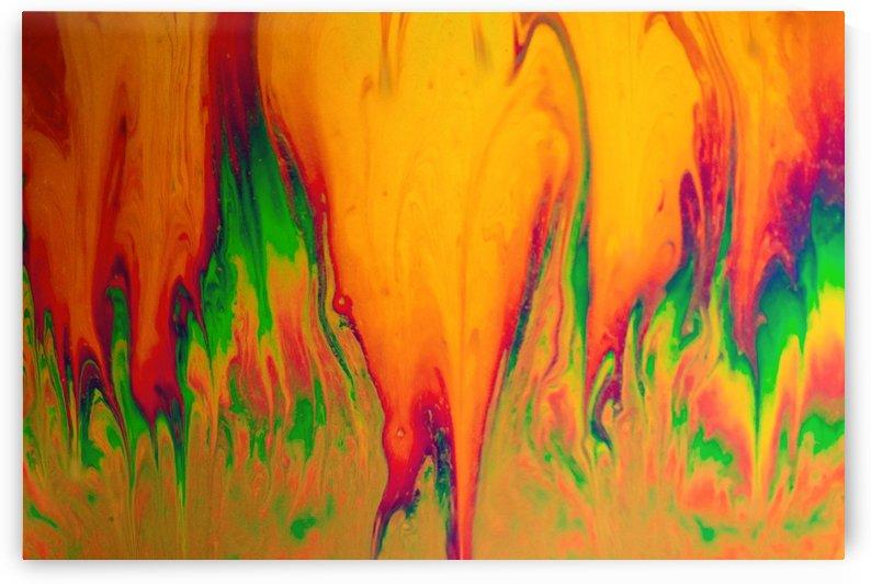 Bubbles Reimagined 25 by Bruce Bendinger