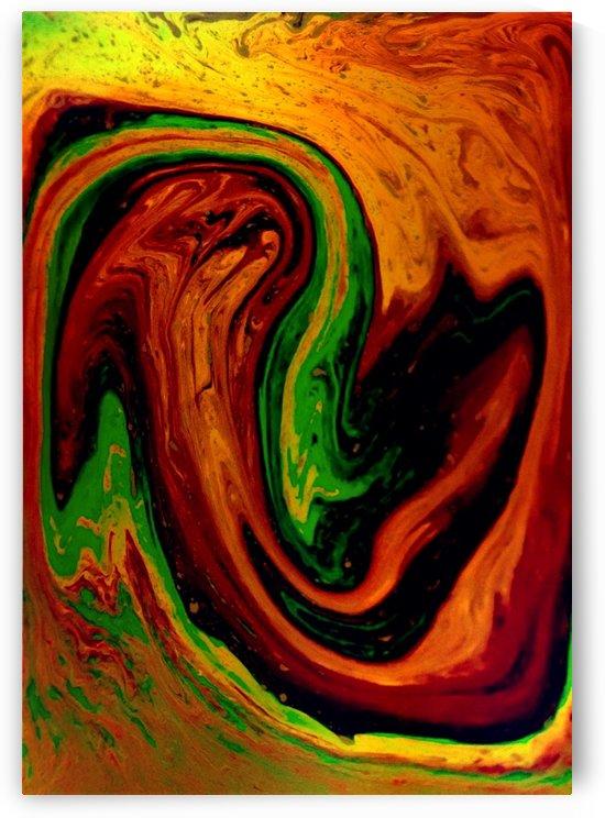 Bubbles Reimagined 23 by Bruce Bendinger