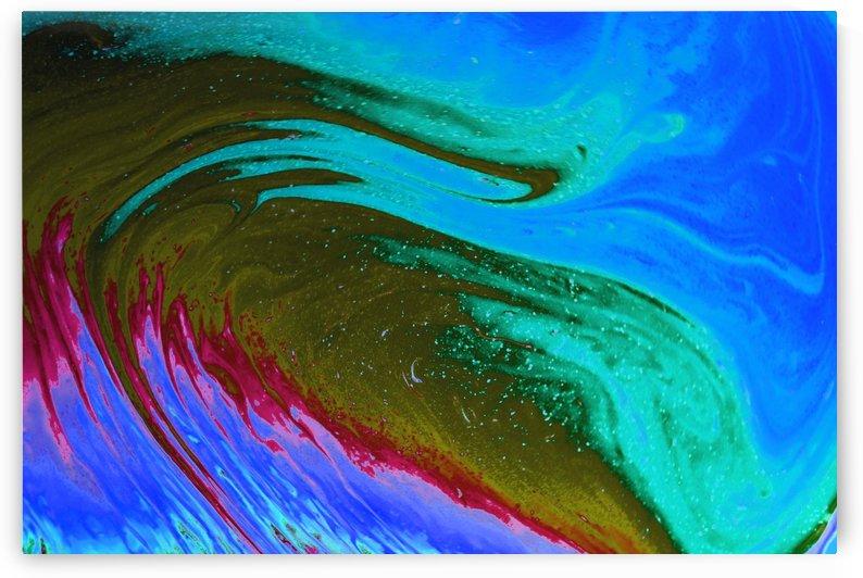 Bubbles Reimagined 17 by Bruce Bendinger