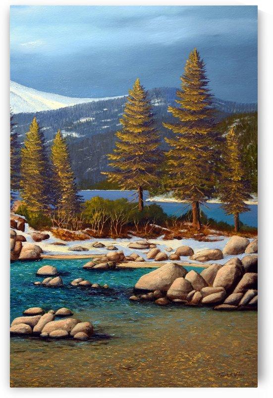 Lake Tahoe 4 by Frank Wilson