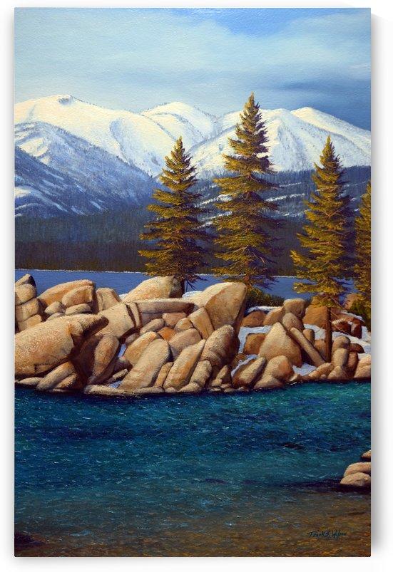 Lake Tahoe 3 by Frank Wilson