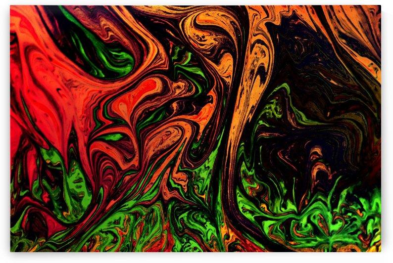 Bubbles Reimagined 84 by Bruce Bendinger