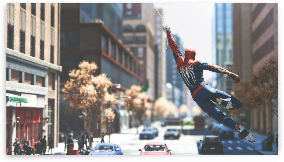 Marvels Spider-Man by Chris Taljaard