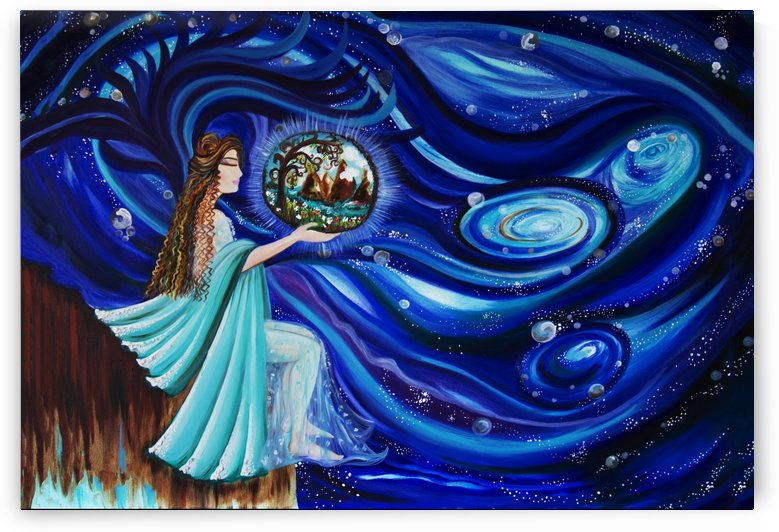 The Universe Earth & I by Pari Chehrehsa