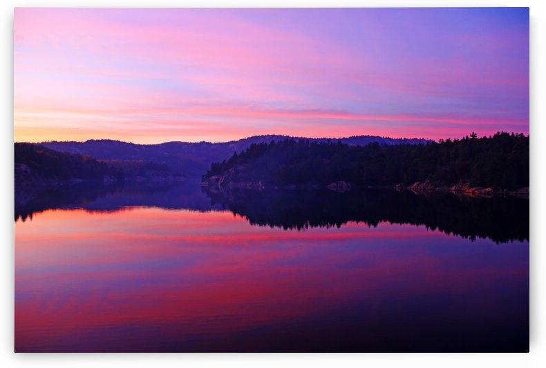 Rainbow Sundown Killarney by Deb Oppermann