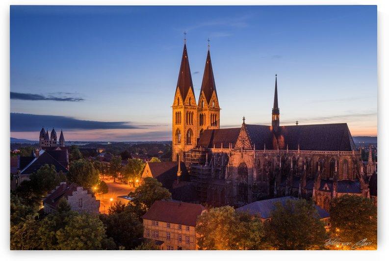 Cathedral Halberstadt by Patrice von Collani