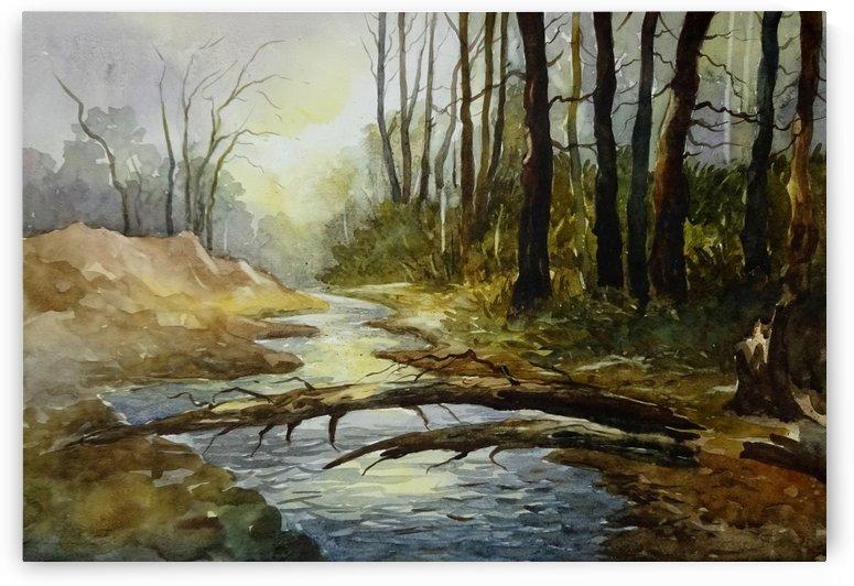 Landscape 3 2014 by Sumit Datta