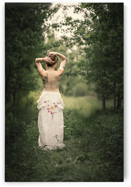 Aubade by Daniel Thibault artiste-photographe