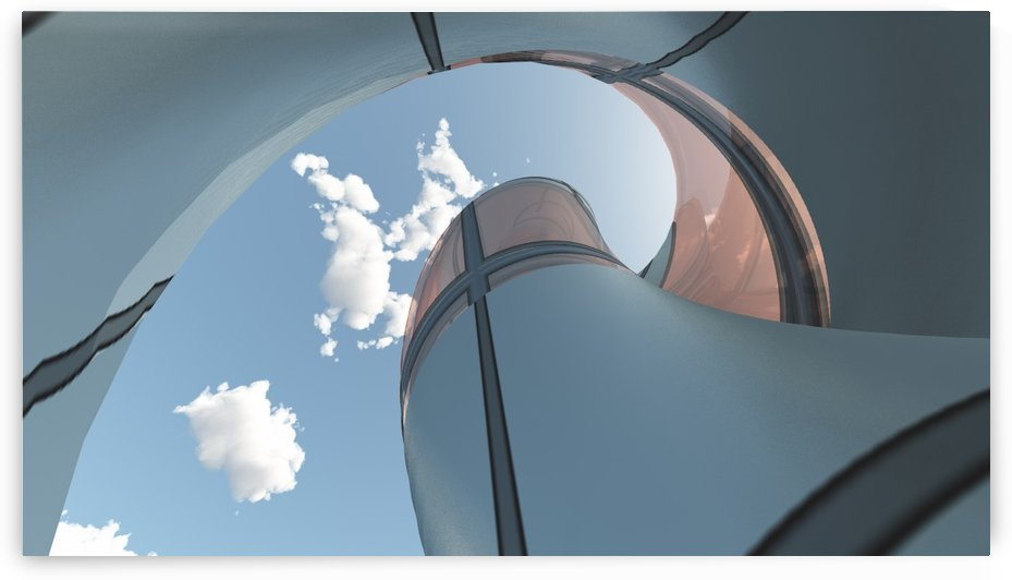 Contemporary Architecture by Bruce Rolff