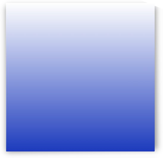 Vishuddha Chakra Blue Ombré  by Leah McPhail