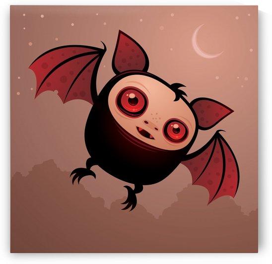 RedEye the Vampire Bat Boy by fizzgig