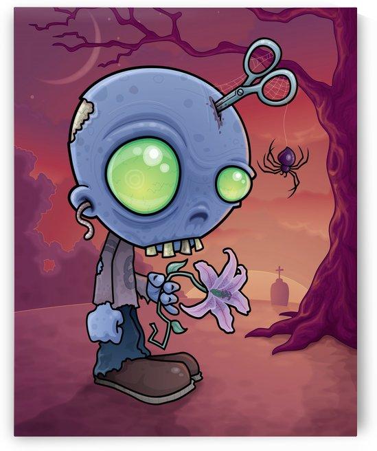 Zombie Jr. by fizzgig