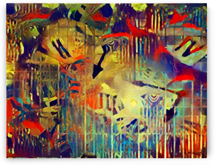 Illusion of Time by Bruce Rolff