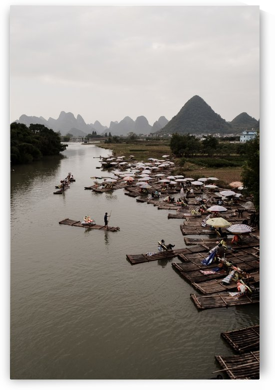 Li River by Leyre