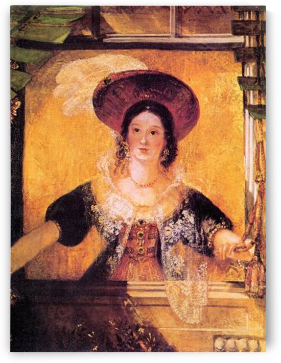 Jessica by Joseph Mallord Turner by Joseph Mallord Turner