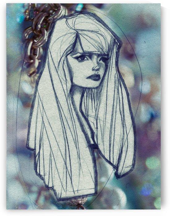 Chevelure 2 by Audrey-Anne Richard