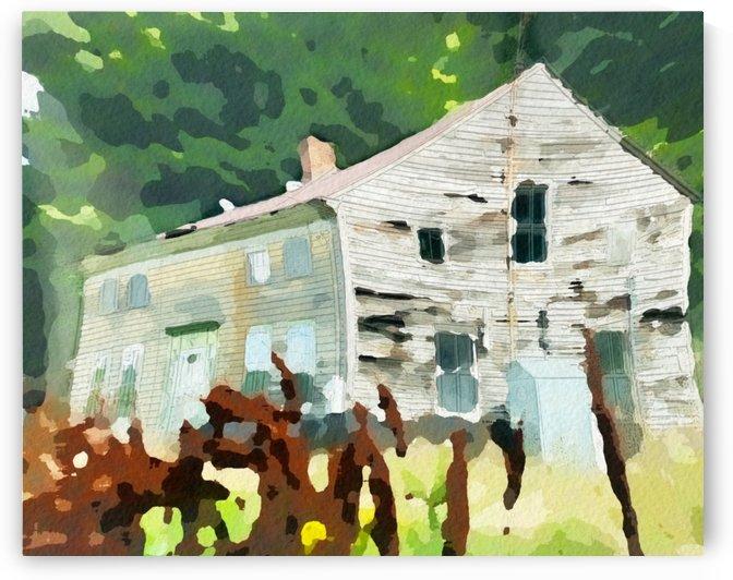 Cummington Old House by Harry Forsdick