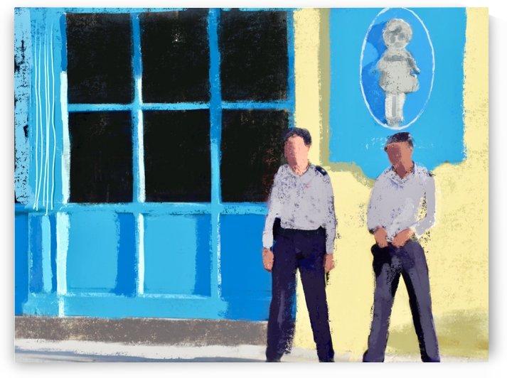Cuba Guards by Harry Forsdick