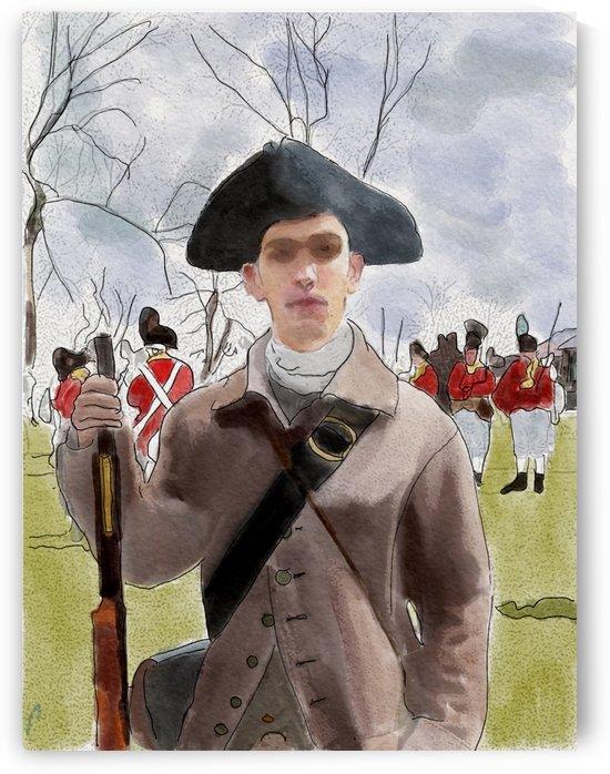Lexington Sam by Harry Forsdick