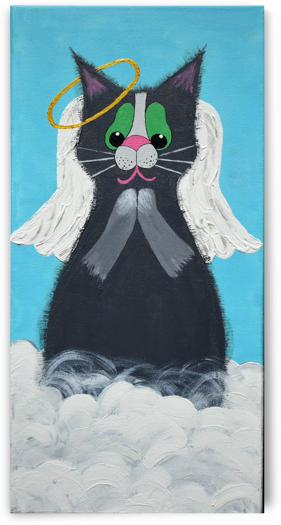 Angel Cat. Heather S. by The Arc of the Capital Area