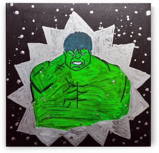Hulk. Brandon C by The Arc of the Capital Area