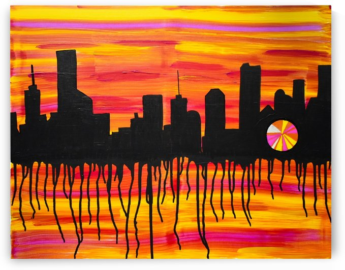 Melting City. Maggie Z by The Arc of the Capital Area