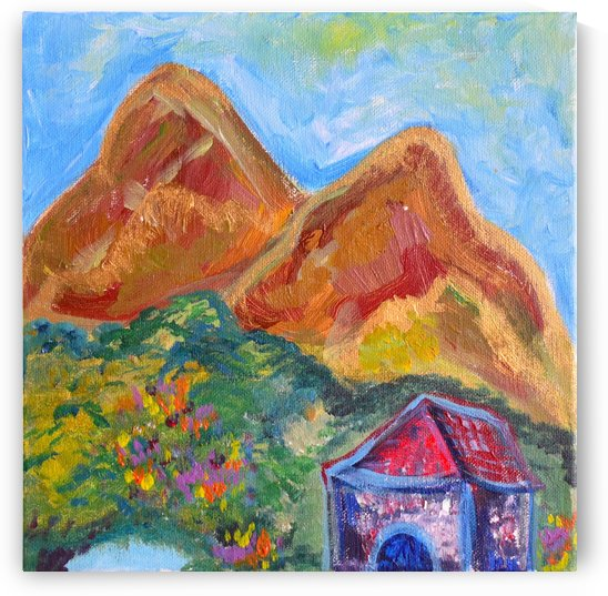 Mountains. Nancy D. by The Arc of the Capital Area