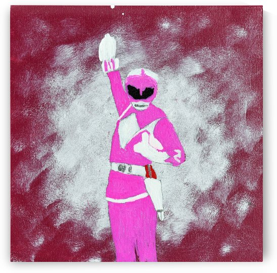 Pink Ranger. Kevin J by The Arc of the Capital Area