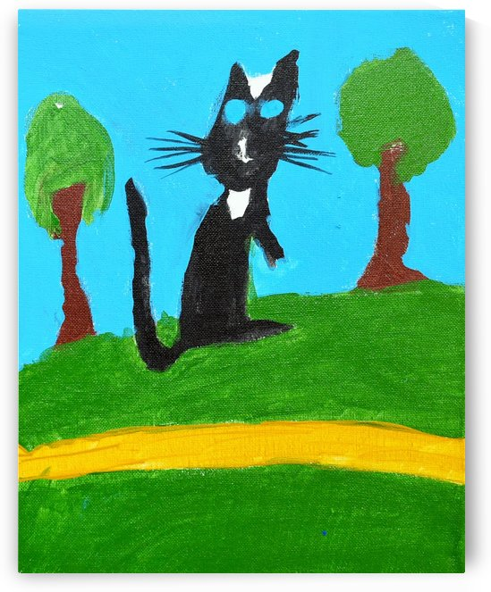 Meow. Susan S by The Arc of the Capital Area