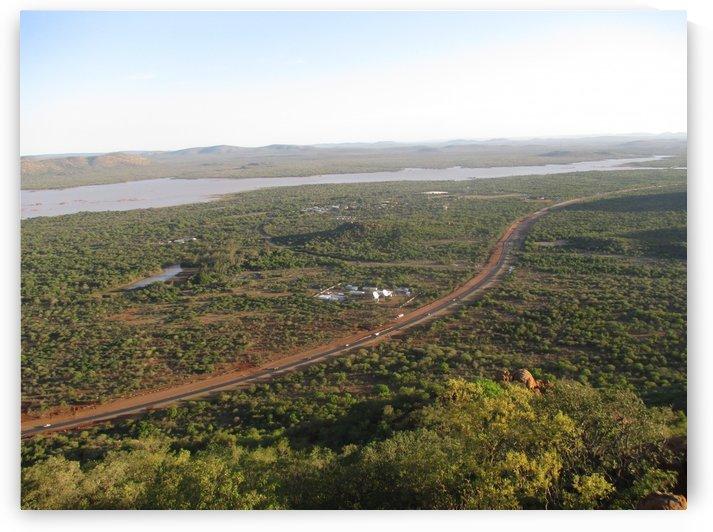Gaborone _Lobatse Road_Botswna by Collen Mashila