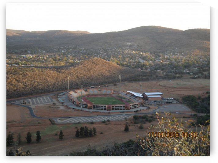 Lobatse_mini_Stadium_High end View by Collen Mashila