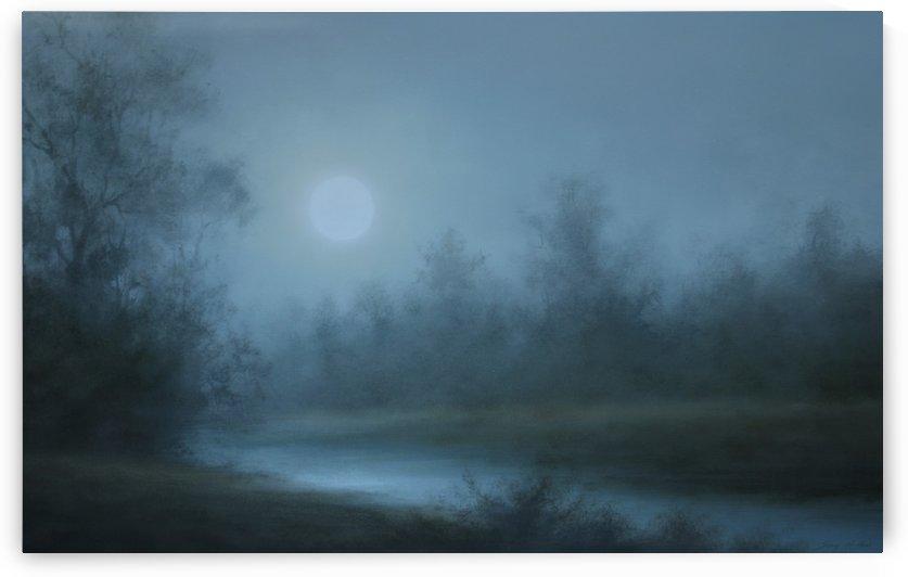 Midnight Haze by Sang H Han