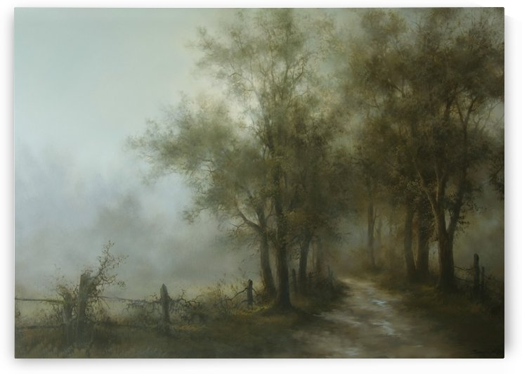 The Road to Sleepy Hollow by Sang H Han