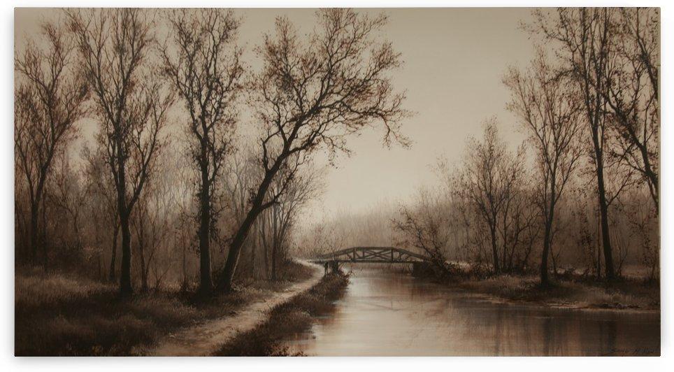 The Shadow Bridge by Sang H Han