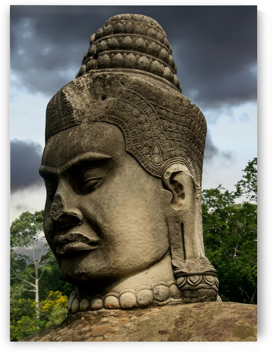 Balistrade head by Asia Visions Photography
