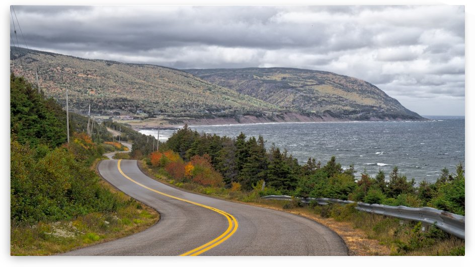 Long and Winding Road by Michel Soucy