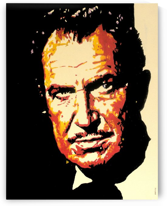 Vincent Price by Marcus Wells