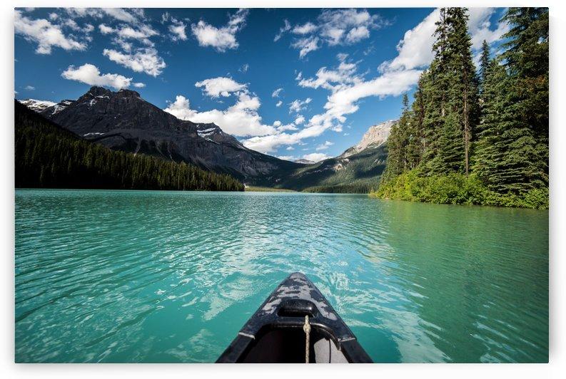 Lake Emerald by Fabien Dormoy