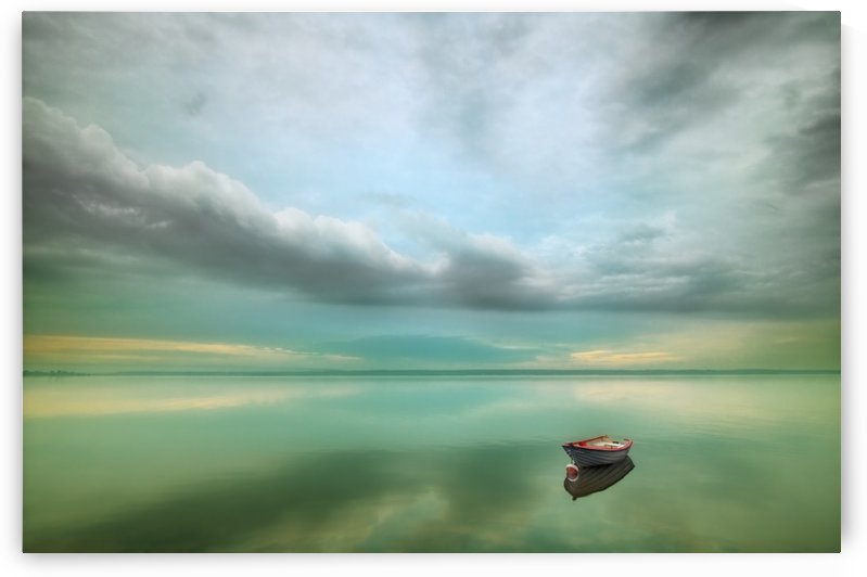 Boat... by 1x