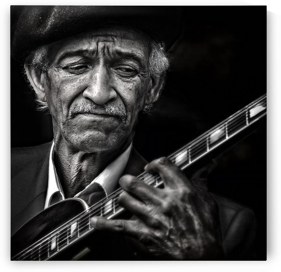 the guitarist by 1x