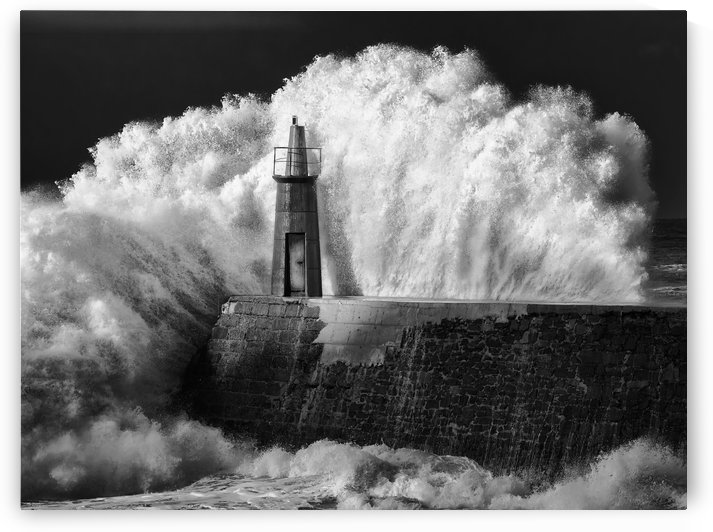 The lighthouse by 1x