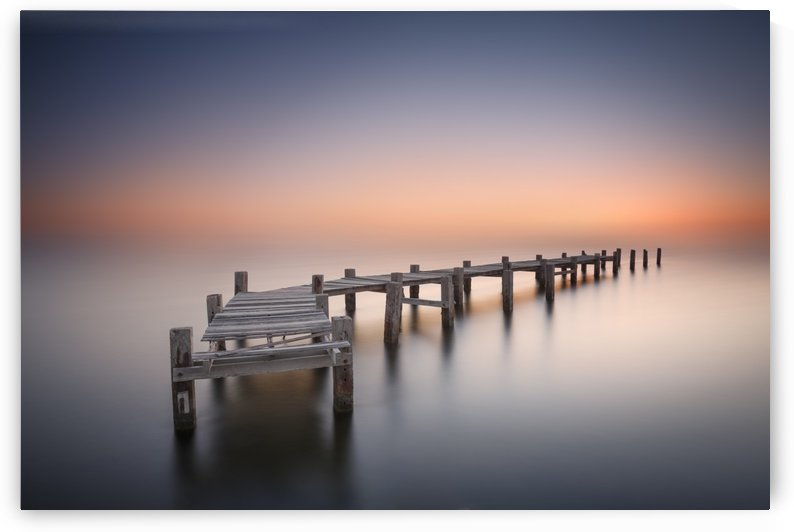 Old pier II by 1x