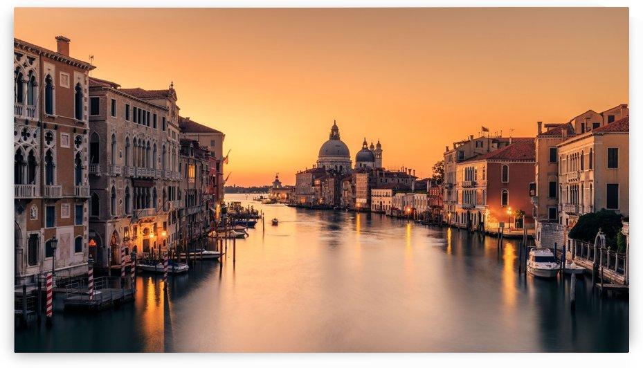 Dawn on Venice by 1x